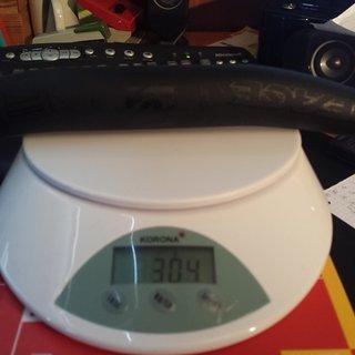 Gewicht Race Face Lenker Atlas 35 800mm / 20mm
