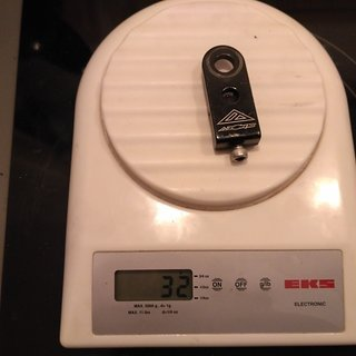 Gewicht Azonic Kettenführung Chain Tensioner