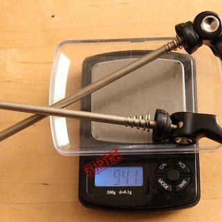 Gewicht Chosen Schnellspanner NAF701 / NAR702 (HQR) 100mm, 135mm