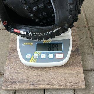 Gewicht Onza Reifen IBEX FRC120 RC²55a 29x2,4