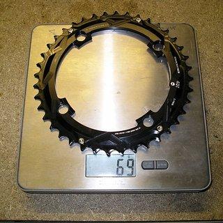 Gewicht Race Face Kettenblatt Turbine 120mm, 40Z