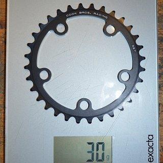 Gewicht CQP Kettenblatt Cook Bros 32T 32 Zähne Compact