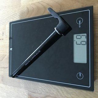 Gewicht Scott Spannachse Hinterachse 12 x 148mm