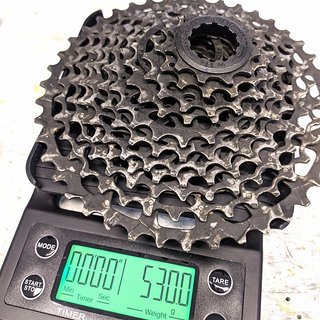 Gewicht SRAM Kassette NX PG-1130 11-42