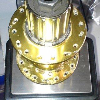 Gewicht Veltec Nabe DH Rear 135 135mm/12, 32-Loch