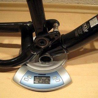 Gewicht Trek Full-Suspension FUEL EX 9.0 Carbon abp L