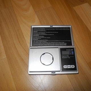 Gewicht BBB Spacer Lightspace 1⅛'', 5mm
