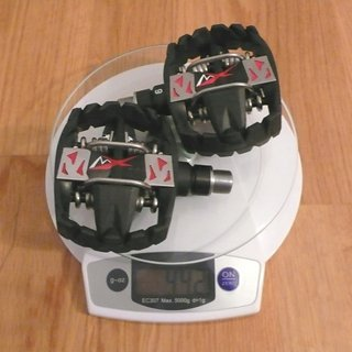 Gewicht Time Pedale (Klick) Atac MX6