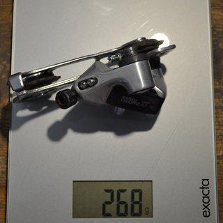 Gewicht Shimano Schaltwerk RD-M732 Long Cache
