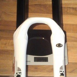 "Gewicht Marzocchi Federgabel 66 RCV 26"" 180mm"