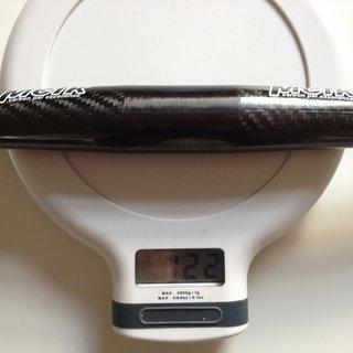 Gewicht Mcfk Lenker MTB Flat Bar (No Barend) 31.8mm, 680mm