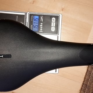 Gewicht Pro Parts Sattel Turnix Carbon 142mm