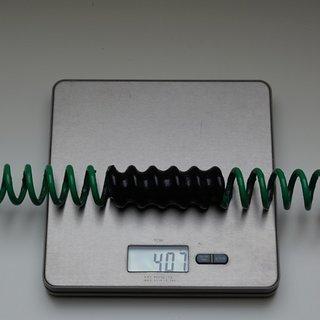 Gewicht Fox Racing Shox Feder Fox 40 grüne Stahlfeder