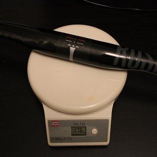 Gewicht Rose Lenker Race Attack Carbon Flatbar 31.8mm, 660mm
