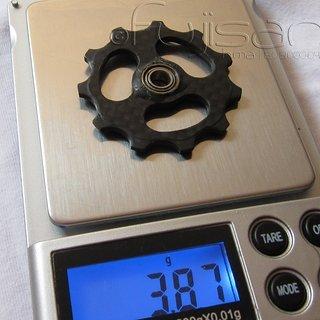 Gewicht Speedware Schaltröllchen Leichte Gesellen (Carbon) 11 Zähne