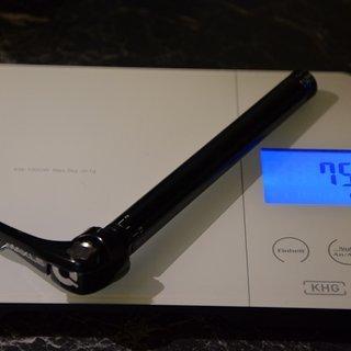 Gewicht Rock Shox Achse Maxle Lite 100 x 15 mm