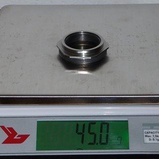 Gewicht Gates Riemenantrieb Rohloff Carrier