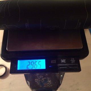 Gewicht Race Face Lenker Atlas 35 770mm breit, 35mm Rise