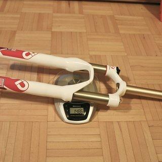 Gewicht Rock Shox Federgabel SID RLT 100 mm