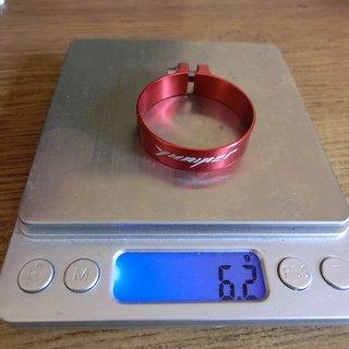 Gewicht YUNIPER Sattelklemme Sattelklemme Ultralight 38,2 mm