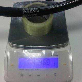 """Gewicht Spank Felge Ooyz Evo 26AL 29"""", 622x21, 32 L"""