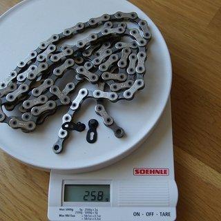 Gewicht SRAM Kette PC-1071 114 Glieder, 10-fach