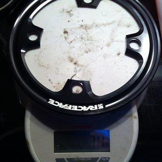Gewicht Race Face Bashguard Lightweight Bash 34Z, 104mm