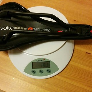Gewicht Bontrager Sattel Evoke RXL Carbon 128mm 128mm