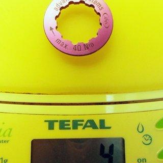Gewicht Ibis Kassettenabschlussring Abschlussring (Al) 11Z