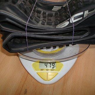 """Gewicht Schwalbe Reifen Nobby Nic 26x2,1"""" / 54-559"""