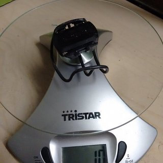 Gewicht Garmin Weiteres/Unsortiertes Trittfrequenzsensor