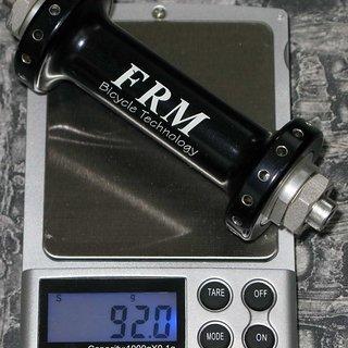 Gewicht FRM Nabe SP-R Pro 100mm/QR, 28-Loch