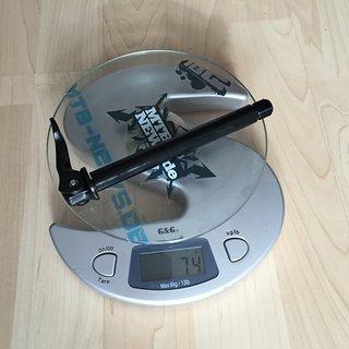 Gewicht Fox Racing Shox Weiteres/Unsortiertes Steckachse  15mm