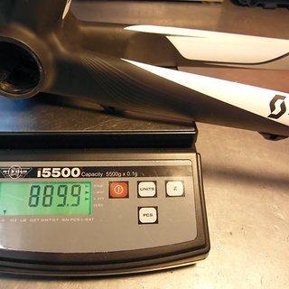 Gewicht Scott Hardtail Scale 899 Premium M