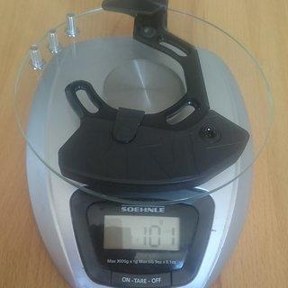 Gewicht OneUp Kettenführung Bash Guide - ISCG 05 32-34T
