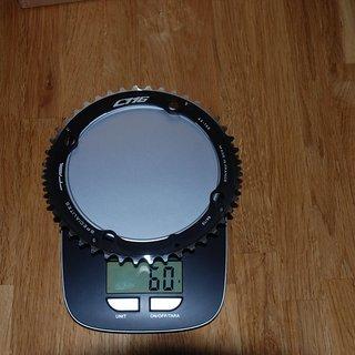 Gewicht Specialites TA Kettenblatt C116 146mm, 44Z
