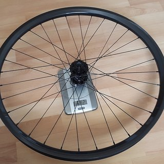 Gewicht Tune Weiteres/Unsortiertes Tune King / Light Bicycle 30mm Maulweite Carbon felge 27,5""