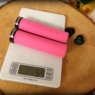 Gewicht RockBros Griffe single Lock on sponge  BT1001