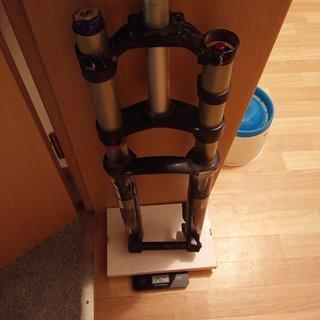 Gewicht Rock Shox Federgabel Boxxer R2C2 Protone Air Kit