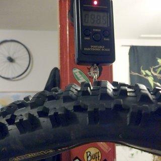 "Gewicht Kenda Reifen Telonix 26x2.4"", 60-559"