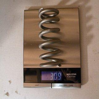 """Gewicht Diverse Suspension Feder Titanfeder 450 x 2.5"""""""