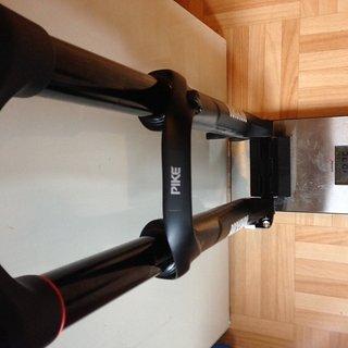 "Gewicht Rock Shox Federgabel Pike RCT3 Solo Air 160mm 27,5"""