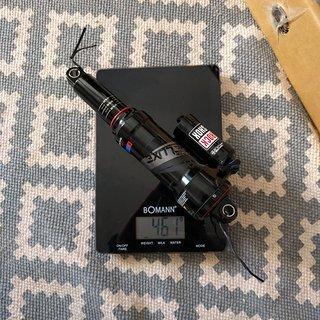 Gewicht Rock Shox Dämpfer Super Deluxe RC3 230x60