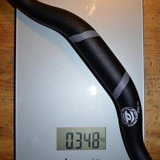 Gewicht Race Face Lenker Atlas FR 30mm rise 785 / 31,8