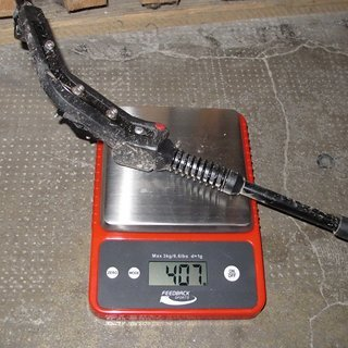 Gewicht Hebie Alles andere Hinterbauständer 672