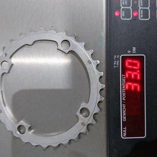 Gewicht FRM Kettenblatt CU2 OS 104mm, 32Z