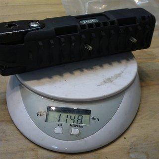 Gewicht Abus Fahrradschloss Bordo 6000 90cm