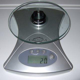 Gewicht On-One Sattelklemme Seatclamp Bolt Up 31.8mm