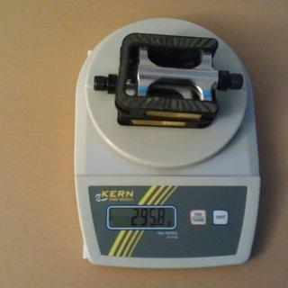 Gewicht Xtreme Pedale (Platform) Pro F-191 97x72x22mm