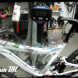 Gewicht Norco Full-Suspension Team DH (tuned) Large